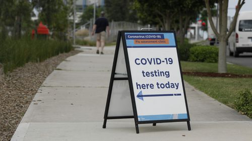 Coronvirus testing