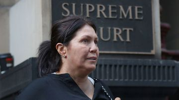 """Gangland widow Roberta Williams is on a """"quest for justice"""" to stop the tax office selling off her Melbourne home."""