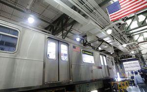 Coronavirus: New York City public transport to use ultraviolet light lamps to kill COVID-19