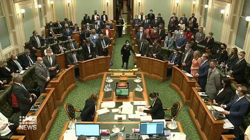 Voluntary assisted dying is now law in Queensland.