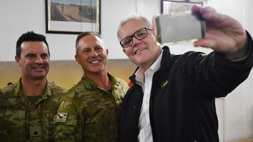 PM's pre-Christmas Iraq visit to troops