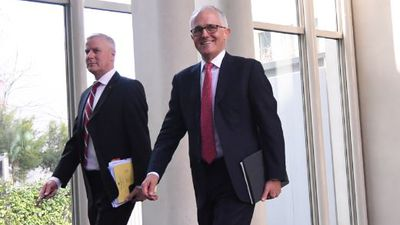 Turnbull wins leadership challenge