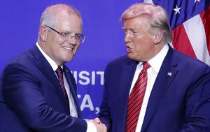Coronavirus live updates: Trump wants to invite Australia to G7; US Open still going ahead for now; NSW prepares for easing of travel rules, Brisbane man pleads with QLD Health to see dying mother