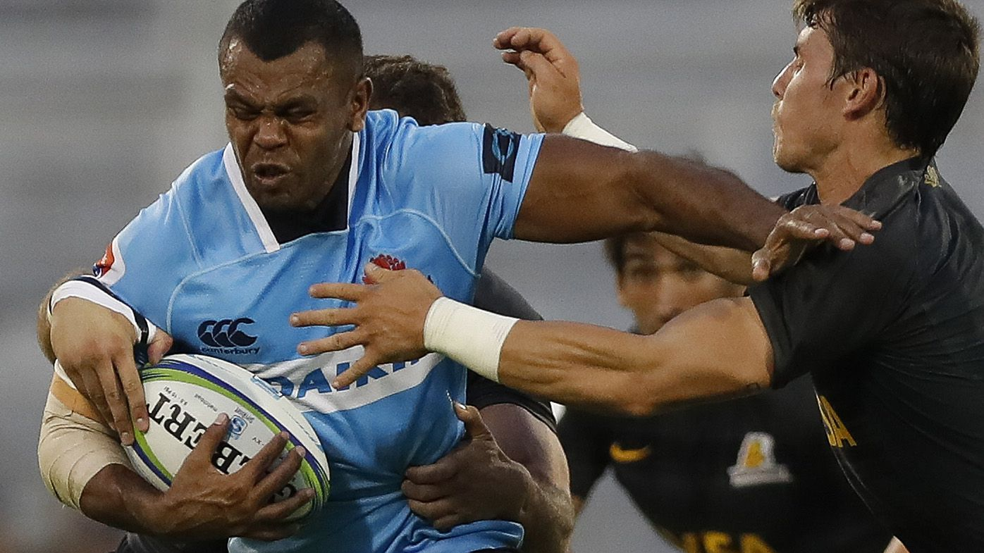 Tahs stung in loss to chastened Jaguares