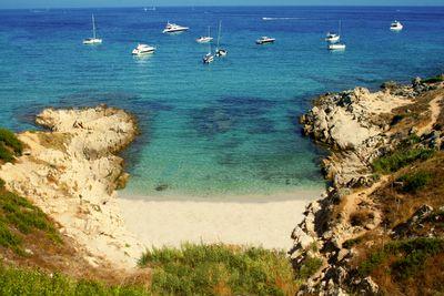<strong>Plage de Pampelonne, Cote d'Azur, France</strong>