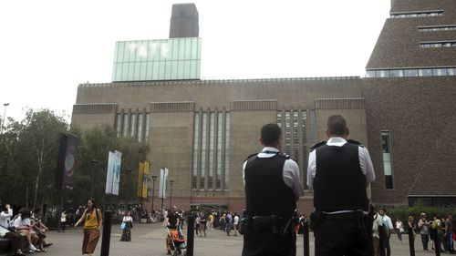 Teen who threw boy from Tate 'wanted to be on TV'