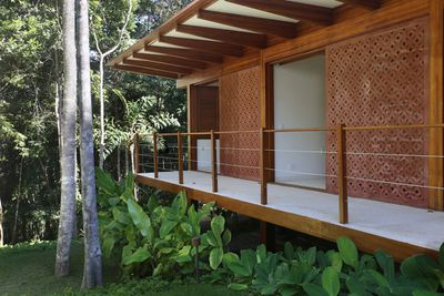 <strong>Brazilian jungle house</strong>