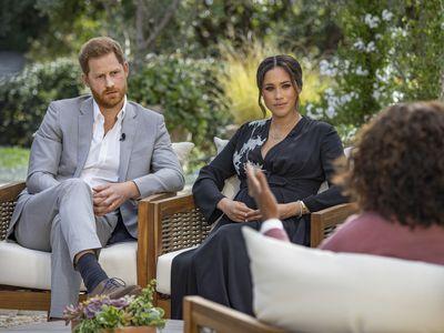 Duke and Duchess of Sussex's Oprah Winfrey interview, March 2021