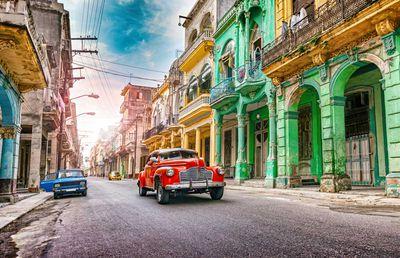 5. Havana, Cuba