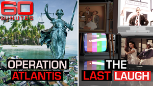 Operation Atlantis, The Last Laugh