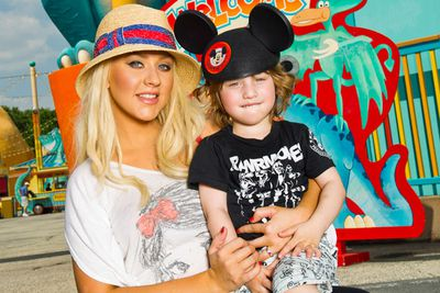 <b>Christina Aguilera</b> was reportedly paid $1.5 million by <i>People</i> mag for baby pictures when she had son <b>Max</b> in 2008. So it only seems to make sense that the kid is spoilt rotten. Christina and then husband, <b>Jordan Bratman</b>, brought little Max home from the hospital and straight into a 600 square foot, sail boat themed nursery. When Christina and Bratman divorced, the pop singer apparently threw out all the Babies R Us toys Jordan had bought, replacing them with designer playthings.