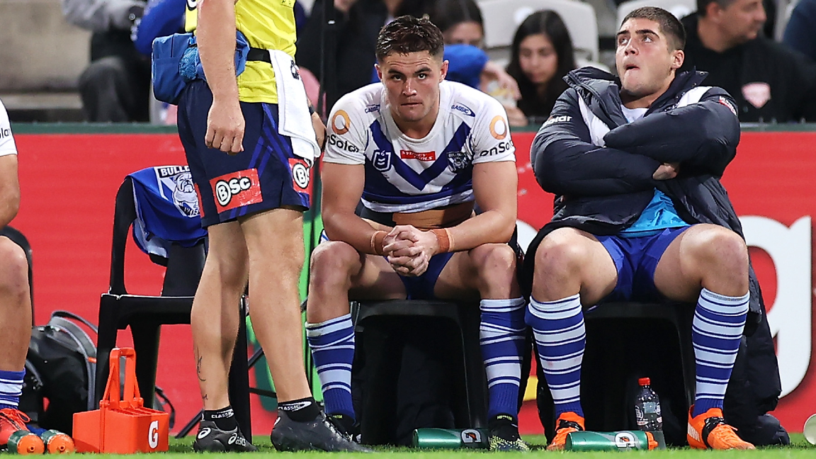 EXCLUSIVE: Peter Sterling says Canterbury Bulldogs halfback Kyle Flanagan's career is at a crossroads after being hooked