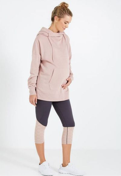 "<a href=""http://cottonon.com/AU/p/body/maternity-hoodie/9350486944178.html?region=AU#region=AU&start=1"" target=""_blank"">Cotton On Body Hoodie, $34.95.</a>"