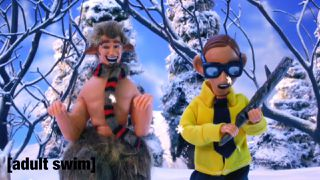Robot Chicken's Half- Assed Christmas Special