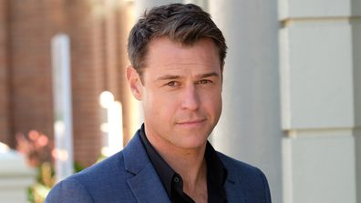 Rodger Corser on Doctor Doctor