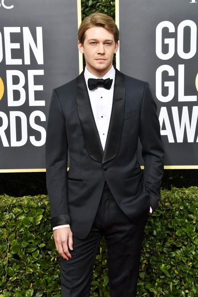Joe Alwyn, Golden Globes
