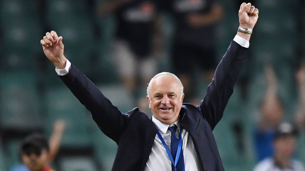 Sydney FC not worried about Socceroos poaching coach Graham Arnold