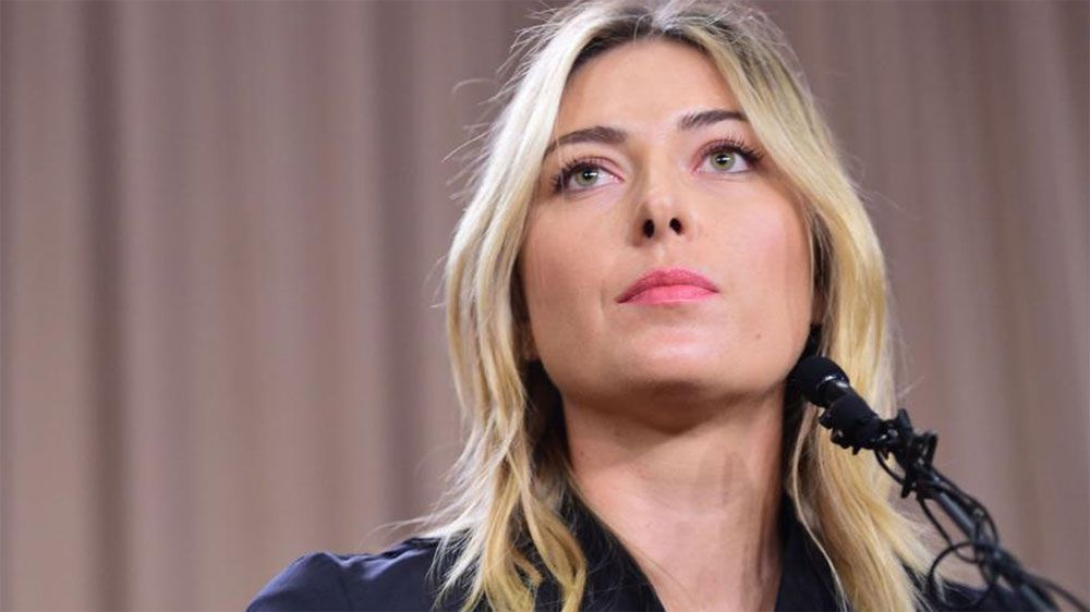 Sharapova still faces meldonium hearing