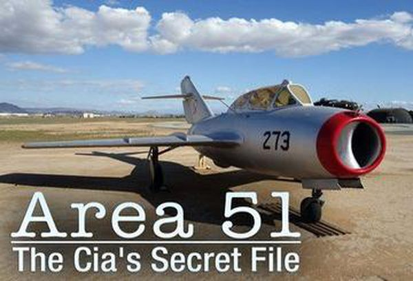 Area 51: CIA's Secret Files