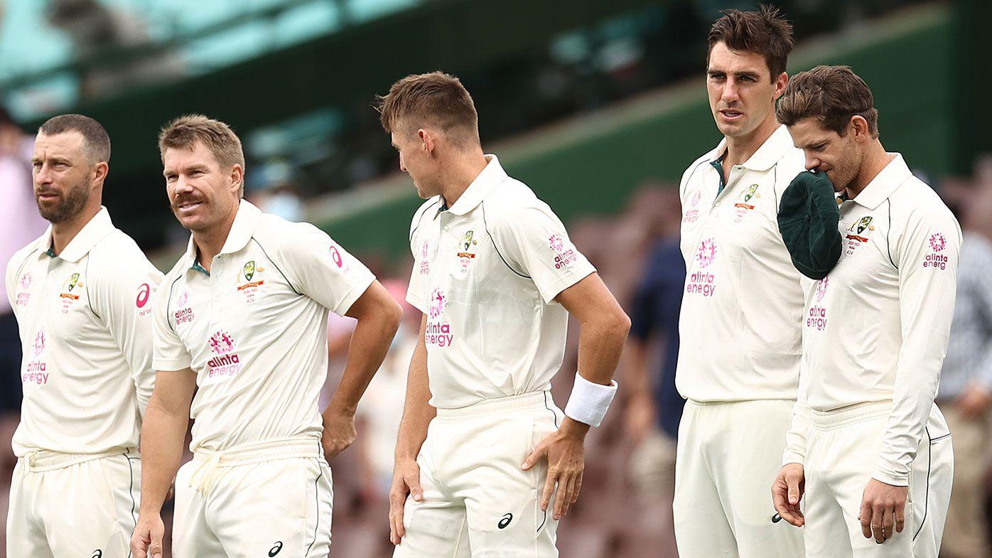 Australia v India: 3rd Test