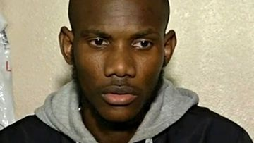 Lassana Bathily has lived in France for almost nine years.