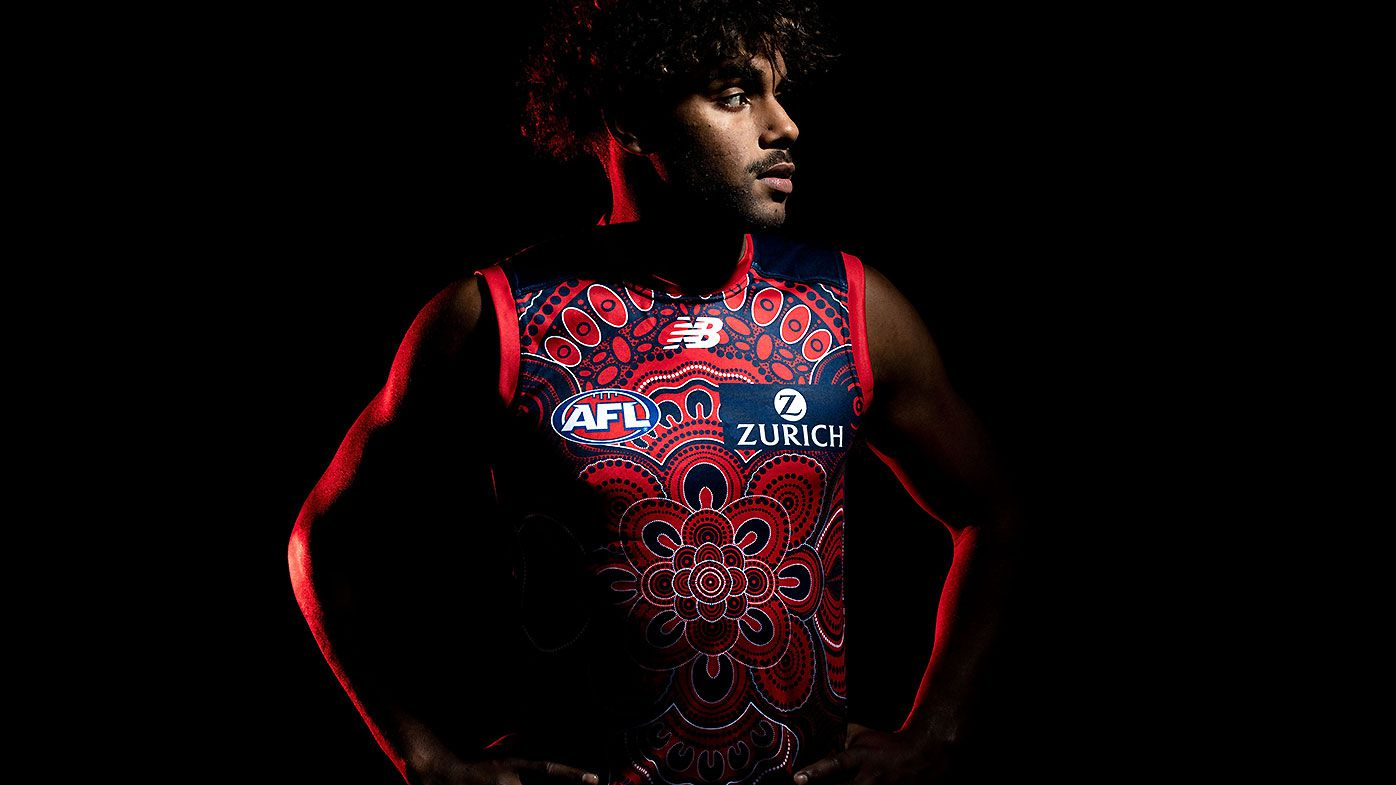 Melbourne barred from wearing Indigenous round jumper due to bizarre jumper clash call by AFL