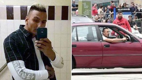Dimitrious Gargasoulas, 28, faced the Supreme Court of Victoria on Thursday via video link