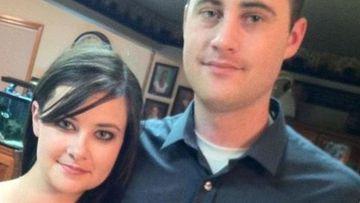 Monica Lee and her new boyfriend Justin Forsdick (Facebook).