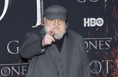 George R. R. Martin on Game of Thrones