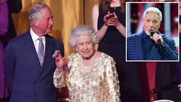 Queen marks birthday with star-studded concert