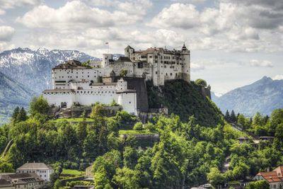 <strong>Hohensalzburg Fortress</strong>