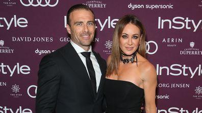 Steve 'Commando' Willis, Michelle Bridges, InStyle Awards