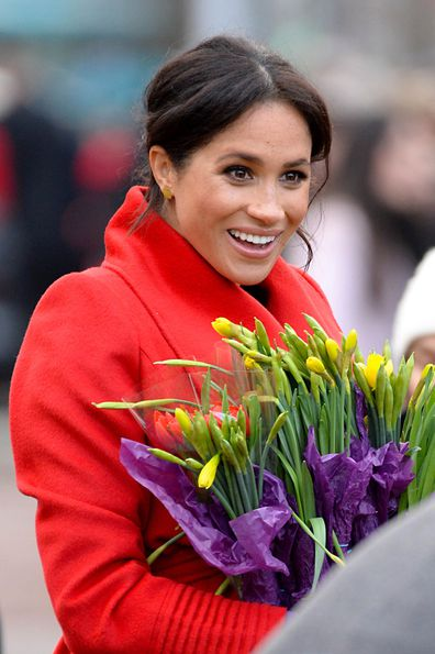 Flower named after Meghan Markle