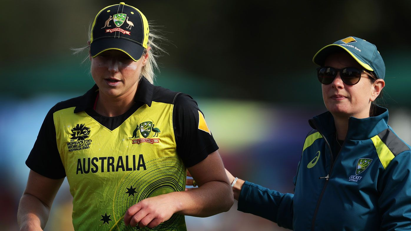 Australia can win T20 World Cup without Ellyse Perry, says captain Meg Lanning