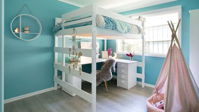 After - kid's rooms