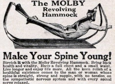 <strong>The Molby Revolving Hammock</strong>