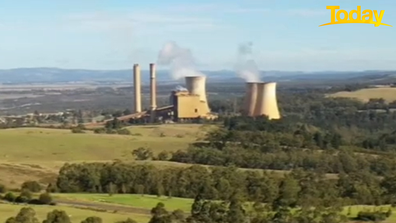 Hundreds of jobs will be lost when Yallourn Power Station closes.