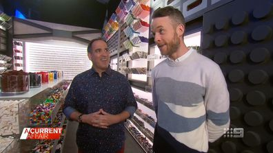 Lego Masters new season 'almost a whole new show' says Hamish Blake