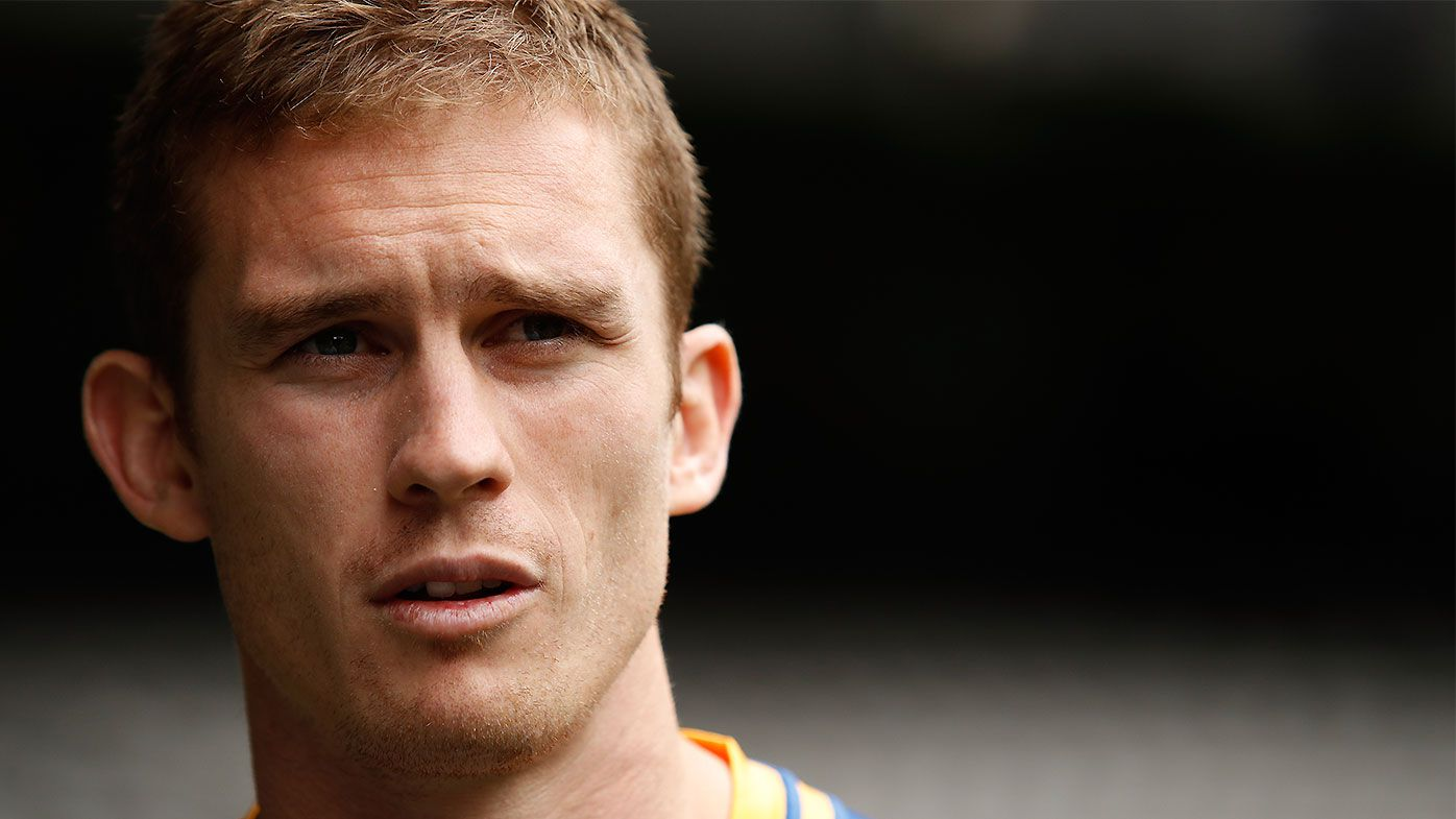 Brisbane Lions star Dayne Beams slammed after emotional speech to teammates