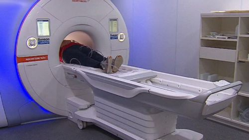 The new equipment will mean patients can get assessed much closer to home. Image: 9News