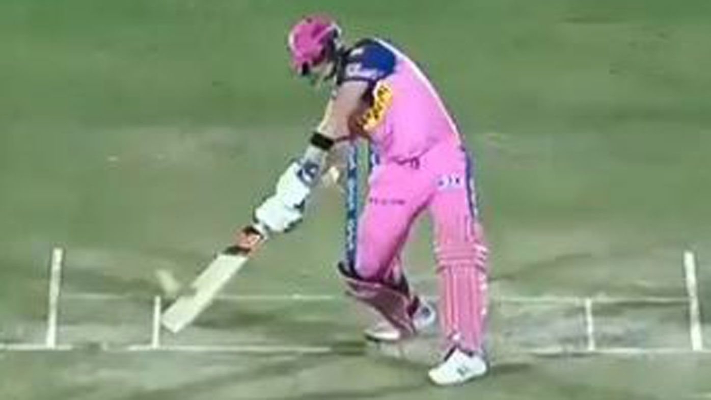Steve Smith scores 20 in a losing Indian Premier League return for Rajasthan