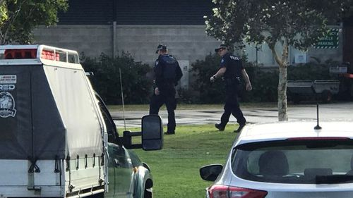 Police said they were taking the threats 'very, very seriously'. (Supplied)
