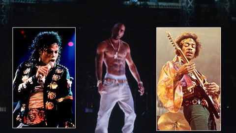 Michael Jackson, Jimi Hendrix … Who's next to rise from the dead as