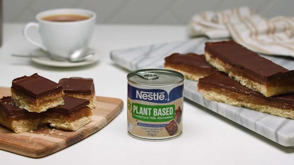 Nestlé unveils new plant-based sweetened condensed milk