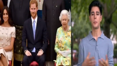 Scobie says the the couple remain close to the Queen, contrary to reports.