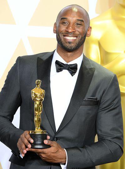 2018: Kobe wins an Oscar