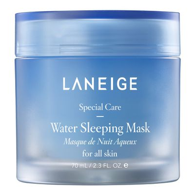 "<p><a href=""https://www.sephora.com.au/products/laneige-water-sleeping-mask/v/70-ml"" target=""_blank"" draggable=""false"">Laneige Water Sleeping Mask, $40</a></p> <p>A gentle overnight mask designed to purify and rejuvenate stressed skin.  Perfect for all skin types and will deliver soft, hydrated and rejuvenated skin overnight.</p>"