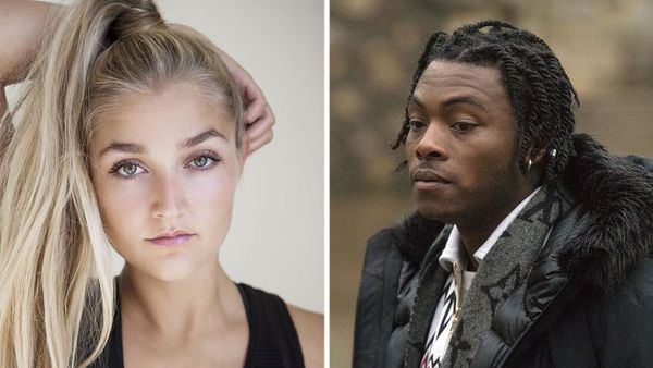 Dad's reaction to guilty verdict for rapper who filmed girlfriend dying