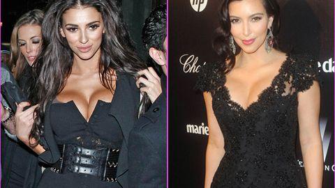 Kim Kardashian's freaky Irish look-alike (who's hotter?)