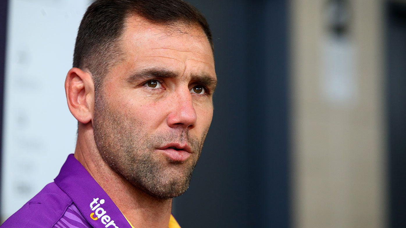 'We're over it': Mark Geyer urges Cameron Smith to reveal playing future